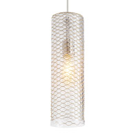 Lania 5 inch Pendant Ceiling Light, Large