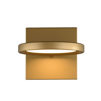 LBL Lighting WS1035GDLED930277 Spectica LED Satin Gold Wall Sconce Wall Light