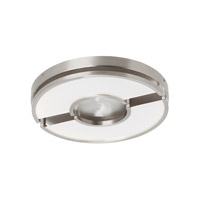 LBL Zahra LED Flush Mount in Satin Nickel FM871SCLED830277