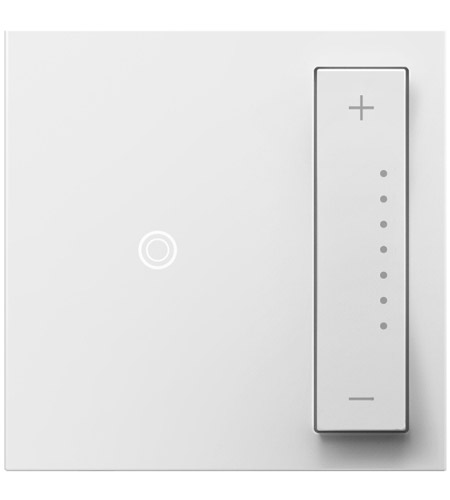 Legrand ADTP703HW2 Adorne 700 watt White sofTap Dimmer photo
