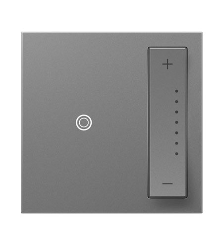 Legrand ADTP703TUM4 Adorne 700 watt Magnesium sofTap Dimmer photo