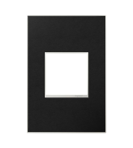 Black Leather Adorne Dimmers
