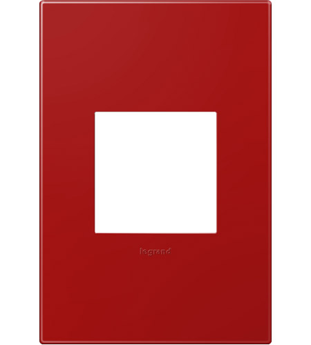 Legrand AWP1G2CH4 Adorne Cherry Wall Plate photo