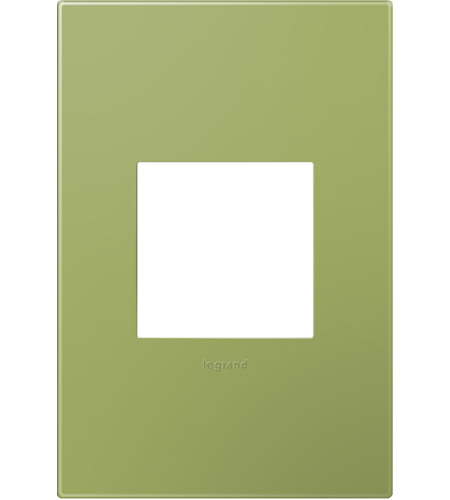 Legrand Lichen Green Switches
