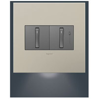 Legrand Adorne Dimmer Accessory 2-Gang Accent Nightlight AAAL2G2 photo thumbnail