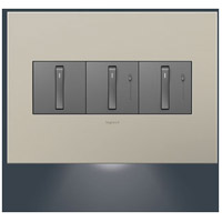 Legrand Adorne Dimmer Accessory 3-Gang Accent Nightlight AAAL3G2 photo thumbnail