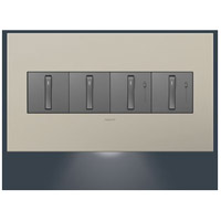 Legrand Adorne Dimmer Accessory 4-Gang Accent Nightlight AAAL4G2 photo thumbnail