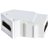 Legrand ACHDMIW1 Adorne White Keystone Coupler