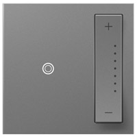 Legrand ADTP703HM2 Adorne 700 watt Magnesium Dimmer photo thumbnail