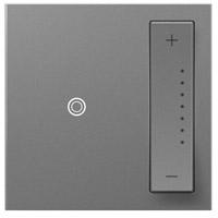 Legrand ADTP703TUM4 Adorne 700 watt Magnesium sofTap Dimmer photo thumbnail
