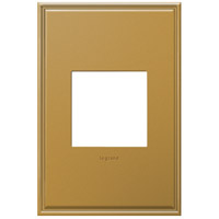 Legrand AWC1G2NB4 Adorne Antique Bronze Wall Plate 1-Gang