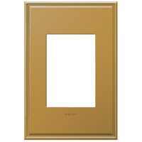 Legrand AWC1G3NB4 Adorne Antique Bronze Wall Plate 1-Gang