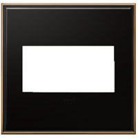 Adorne Oil-Rubbed Bronze Wall Plate, 2-Gang
