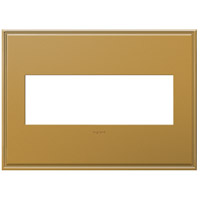 Legrand Adorne Cast Metals 3-Gang Wall Plate in Antique Bronze AWC3GNB4