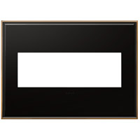 Adorne Oil-Rubbed Bronze Wall Plate, 3-Gang