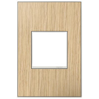 Legrand Adorne Real Materials 1-Gang Wall Plate in French Oak AWM1G2FH4