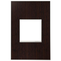 Legrand AWM1G2WE4 Adorne Wenge Wall Plate 1-Gang