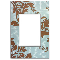 Adorne White Wall Plate, 1-Gang