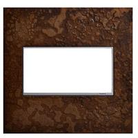 Legrand AWM2GHFBR1 Adorne Bronze Wall Plate 2-Gang