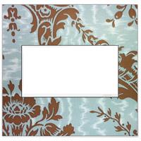 Legrand AWM2GW4 Adorne White Wall Plate 2-Gang