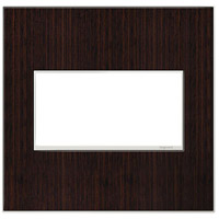 Legrand AWM2GWE4 Real Materials Wenge Wall Plate