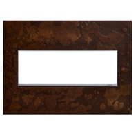 Legrand AWM3GHFBR1 Adorne Bronze Wall Plate 3-Gang