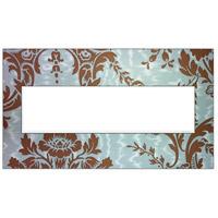 Legrand AWM4GW4 Adorne White Wall Plate 4-Gang