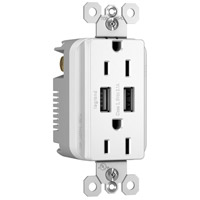 Legrand TM826USBWCC6 Radiant USB Charging Device