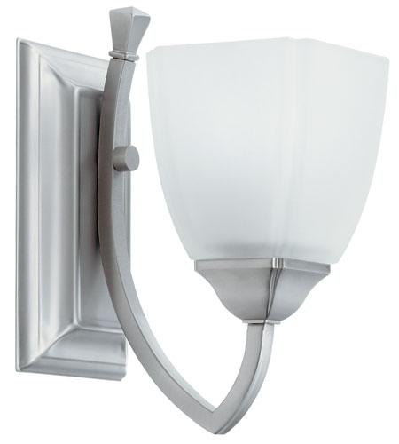 Lithonia Lighting Piedmount Sconce in Brushed Nickel 10861-BN photo