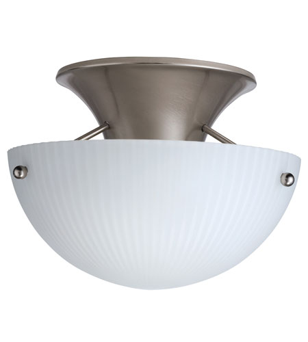 Lithonia Lighting Elliptis Semi-Flush in Polished Brushed Nickel 11541-BNP photo