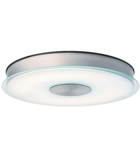 Lithonia Lighting Urban Flushmounts in Polished Brushed Nickel 11562-BNP photo