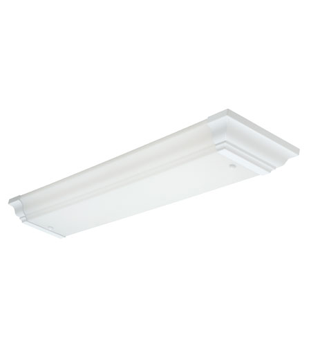Lithonia Lighting Rigby Decorative Linear in White 11644RE-WH photo