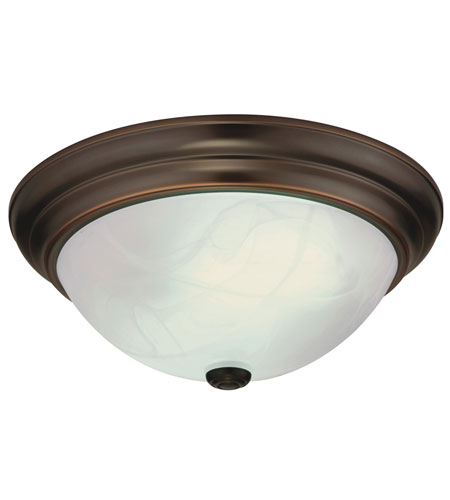 Lithonia Lighting Sheffield Flushmounts in Black Bronze 11784-BZ photo