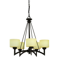 Lithonia Lighting Izoro Chandeliers in Black Bronze 10705-BBZ
