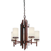 Lithonia Lighting Midvale Chandeliers in Brushed Bronze 10855-BZB photo thumbnail