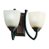 Lithonia Lighting Piedmount Vanity in Antique Bronze 10862-BZA
