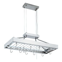 Lithonia Lighting Pot Rack Decorative Linear in Polished Steel 116PRL-PST