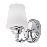 Lithonia Lighting Parlor Sconce in Chrome 11701-KR