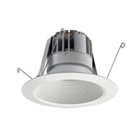 Lithonia Lighting P-Series LED Recessed Modules in Matte White 223WT1