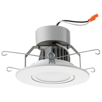 Gimbal LED White Recessed Downlighting Module