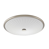Lithonia Lighting Lianna LED Flushmount 4000K in Brushed Nickel 223TLE