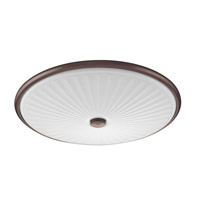 Lithonia Lighting Lianna LED Flushmount 4000K in Bronze 223TLG