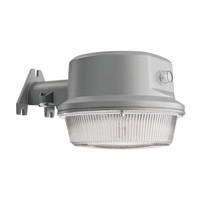 Wall Pack LED 5 inch Grey Area Security Light