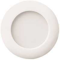 Lithonia Lighting WF3-LED-30K-MW-M6 Wafer Ultra Thin Integrated LED board Matte White Recessed Ceiling Light