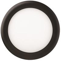 Lithonia Lighting WF6-LL-LED-27K-MB-M6 Wafer Integrated LED board Matte Black Recessed Light