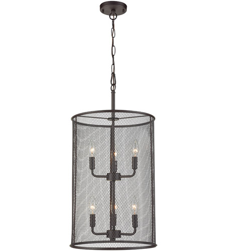 Black Metal Industrial Chandeliers