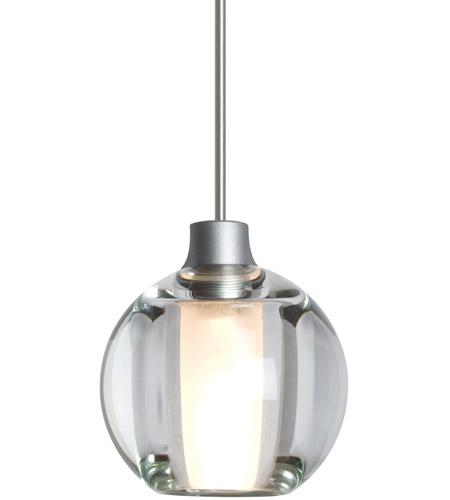 Besa Lighting Boca 5 Led Satin Nickel Cord Pendant Ceiling Light 1xt Boca5cl Sn Open Box