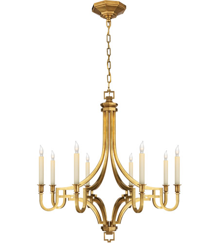 Visual comfort e f chapman mykonos 8 light 28 inch antique visual comfort e f chapman mykonos 8 light 28 inch antique burnished brass chandelier ceiling light in antique burnished brass chc1561ab open box aloadofball Choice Image