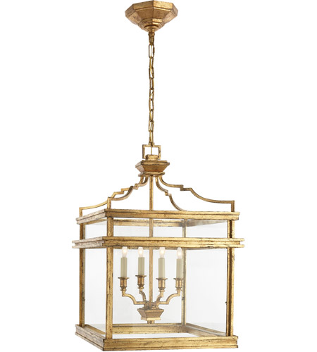 open ceiling lighting basement visual comfort e f chapman mykonos light 17 inch gilded iron with wax foyer pendant ceiling chc2161gi open box