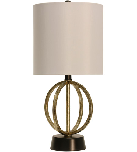 Black Poly Signature Table Lamps